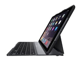 Belkin QODE Ultimate Lite Keyboard Case for iPad Pro 9.7, Black, F5L192TTBLK, 32408203, Keyboards & Keypads