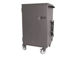 Datamation 36-Unit Charging Cart with Power Controller, DS-UNIVAULT-36-PDC, 34514675, Computer Carts