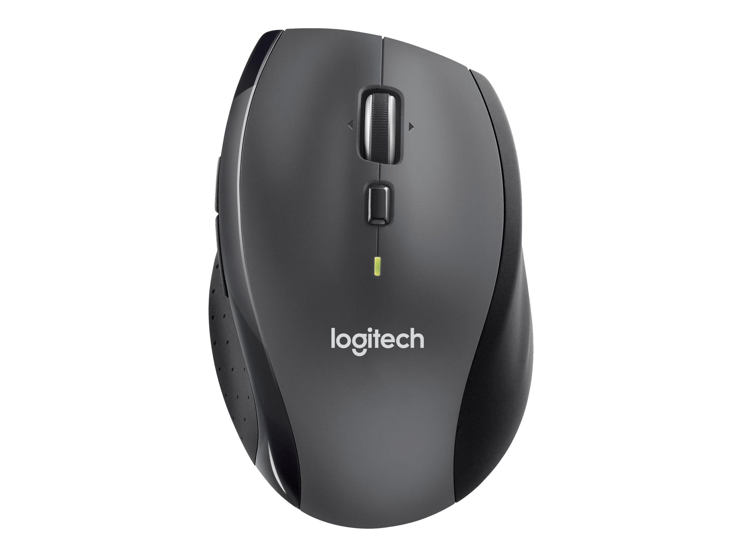 Logitech 2.4GHz Wireless M705 Marathon Mouse, 910-001935, 11678976, Mice & Cursor Control Devices