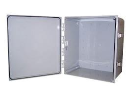 Tessco 18x16x10 Enclosure w  Panel, Mounting Hardware, H181610HLL, 32839927, Racks & Cabinets