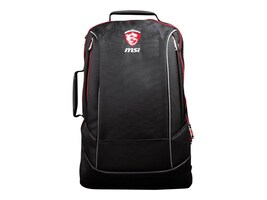MSI NEWGAMING BACKPACK FOR 15-17 S, G34N1XX009SI9, 41132049, Carrying Cases - Other