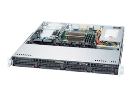 Supermicro X11SSH-TF 813MFTQC-350CB, SYS-5019S-MT, 32482420, Servers