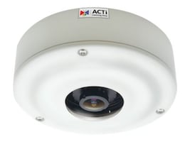Acti 6MP Outdoor Day Night Advanced WDR Hemispheric Dome Camera, I73, 31958730, Cameras - Security