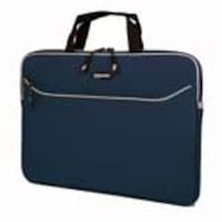 Mobile Edge SlipSuit for 13 MacBook, Navy, 10-Pack, MESSM3-13/10, 35402106, Carrying Cases - Notebook