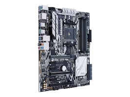 Asus Motherboard, Prime X370-Pro AMD Ryzen AM4, PRIME X370-PRO, 33737543, Motherboards