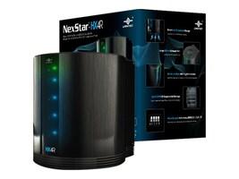 Vantec NexStar HX4R Quad 3.5 SATA to USB 3.0 & eSATA External Hard Drive RAID Enclosure w  Fan, NST-640S3R-BK, 17433654, Hard Drive Enclosures - Multiple