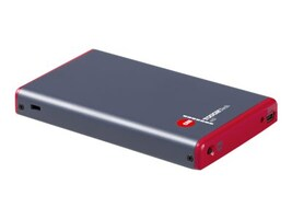 CRU TTS-M3 Enclosure w  Encryption Keys, 36280-1210-0000, 18374772, Hard Drive Enclosures - Single