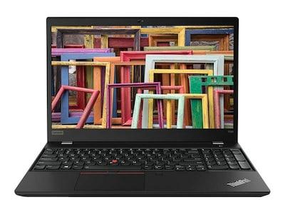 Lenovo TopSeller ThinkPad T590 1.8GHz Core i7 15.6in display, 20N4001VUS, 37362056, Notebooks