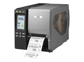 TSC 2410MT Printer w  Slot-In WiFi Housing, 99-147A031-00LF, 32063516, Printers - Label