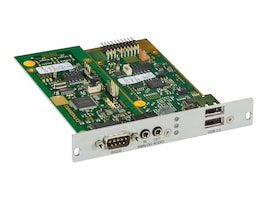 Black Box RS232 USB DKM FX Receiver Modular Interface Card, ACX1MR-ARE, 32987452, Controller Cards & I/O Boards
