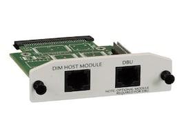 Adtran NetVanta DIM Carrier Module (No NIM Support), 1200877L1, 5192005, Network Device Modules & Accessories