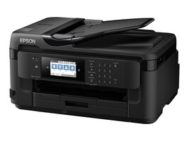 Epson WorkForce WF-7710 Wide-format All-in-One Printer, C11CG36201, 34628939, MultiFunction - Ink-Jet
