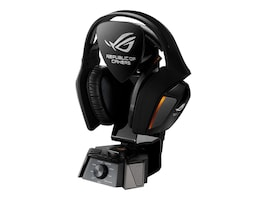 Asus 7.1 Surround Sound Gaming Headset, ROGCENTURION, 34094501, Headsets (w/ microphone)
