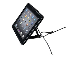 CTA Digital Anti-Theft Case for iPad, PAD-ATC, 36334782, Carrying Cases - Other