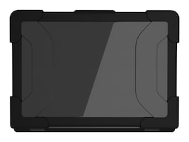 Max Cases EDGEPROTECT PLUS FOR ASUS C204 CHROMEBOO, AS-EP-C204-11-BLK, 37077423, Carrying Cases - Other
