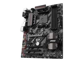 Microstar Motherboard, MSI B350 AMD AM4 DDR4 ATX CFX 2xPCIe x16 USB3.1 M.2 VGA DVI-D HDMI, B350 TOMAHAWK, 33763338, Motherboards