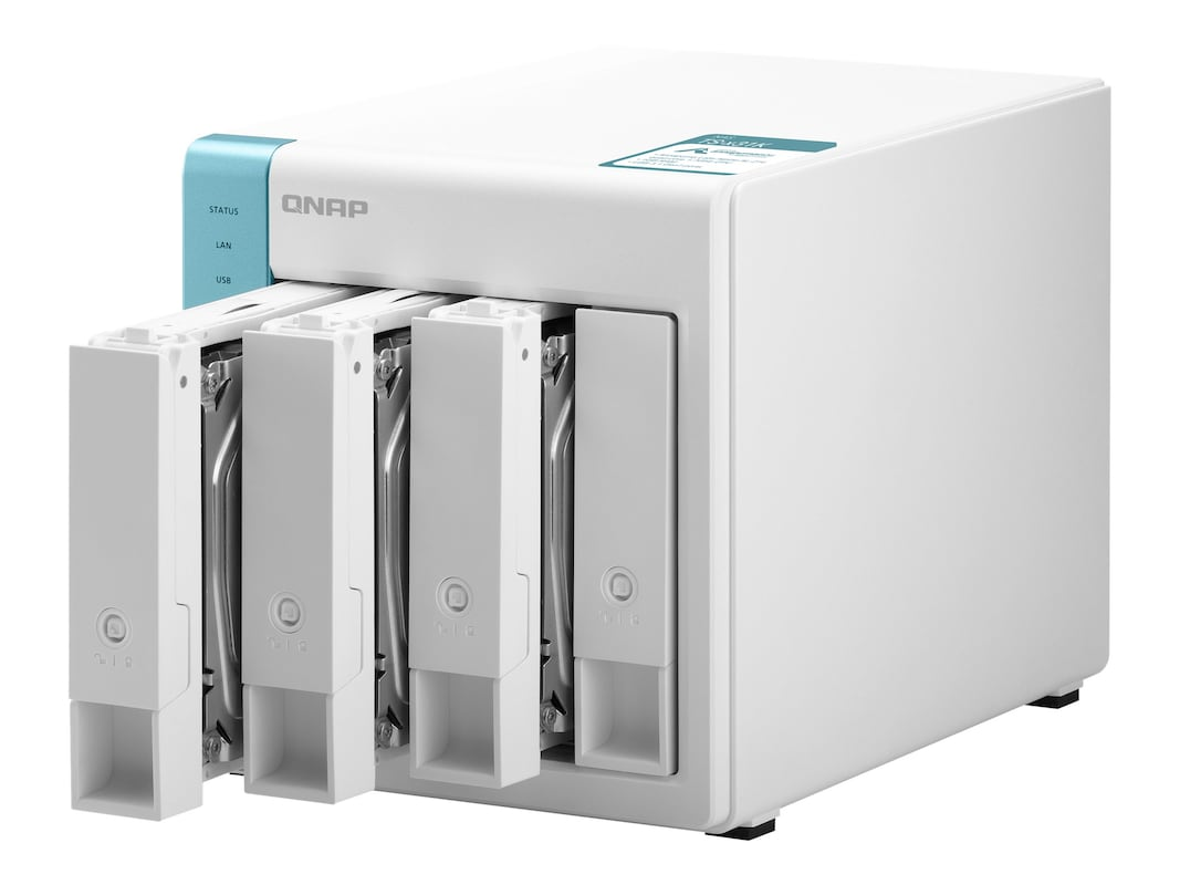 Qnap 4-Bay Personal Cloud NAS (TS-431K-US)