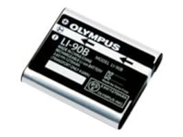 Olympus LI-90 Li-Ion Rechargeable Battery for TG-1, V620060SU000, 15958086, Batteries - Camera