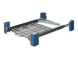 Innovation First 4-Post 20 Sliding Shelf Light Duty 45lb Capacity Shallow Depth, 1USHL-112-20, 33097144, Rack Mount Accessories