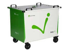 Lock N Charge Joey 40 Cart with Large Baskets, 10197, 34992802, Computer Carts