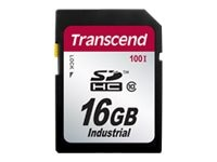 Transcend Information TS16GSDHC100I Main Image from Front