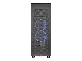 Thermaltake Chassis, Core X71 Full Tower ATX 5x3.5 Bays 2x5.25 Bays 8xSlots, Black, CA-1F8-00M1WN-00, 31464991, Cases - Systems/Servers