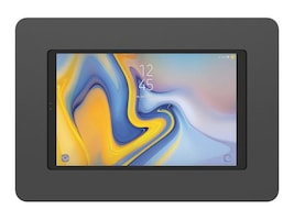 Compulocks Rokku Case for Galaxy Tab A 10.5, Black, 105AROKB, 36629337, Carrying Cases - Tablets & eReaders