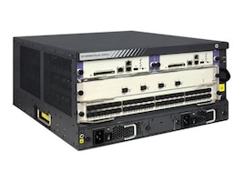 HPE HSR6802 Router Chassis, JG361B, 22430360, Network Routers