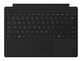 Microsoft Surface Pro Signature FPR Type Cover, Black, GKG-00001, 34129611, Keyboards & Keypads