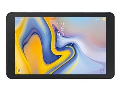 Samsung Galaxy Tab A MSM 8917 2GB 32GB SSD ac BT VZW 2xWC 8 WXGA MT Android 8.1 Black, SM-T387VZKAVZW, 36110691, Tablets