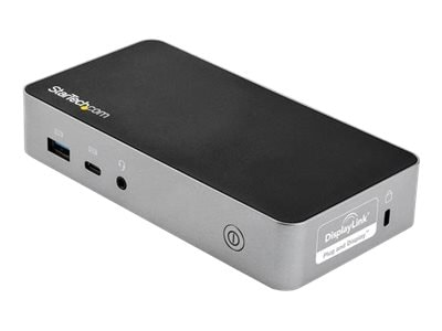 StarTech.com Dual HDMI Monitor 1080p USB-C Laptop Docking Station with 60W Power Delivery & GbE, DK30CHHPD, 37834949, Docking Stations & Port Replicators