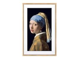 Netgear 27 Meural Canvas II - Light Wood, MC327LW-100PAS, 37564467, Digital Picture Frames
