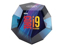 Intel Core i9-9900K Processor Main Image from Front