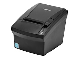 Bixolon Parallel USB 220mm sec 180dpi TPH Printer - Black w  Autocutter, SRP-330IICOPK, 33641189, Printers - POS Receipt