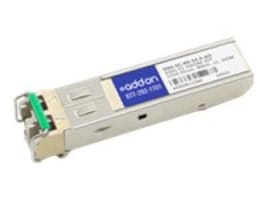 Add On CISCO SFP 80KM ONS-SC-4G-54.9  PERPCOMPAT TAA XCVR 4GB DWDM DOM SMF LC, ONS-SC-4G-54.9-AO, 34664500, Network Transceivers