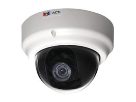 Acti KCM-3311 3.6x Zoom 4 MP IP Day Night dome camera with P-Iris & ExDR, KCM-3311, 14690487, Cameras - Security