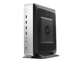 HP t730 Thin Client AMD RX-427BB 2.7GHz 4GB 16GB Flash HD9000 GbE ThinPro, P3S24AT#ABA, 30886025, Thin Client Hardware