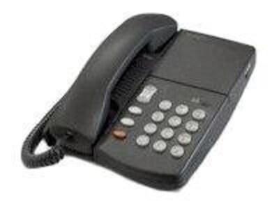 Avaya 6211 Analog Telephone, 700287667, 10452027, Telephones - Business Class