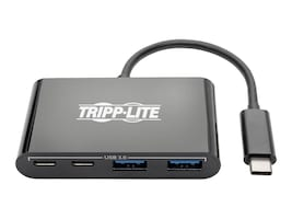Tripp Lite U460-004-2A2CB Main Image from Front