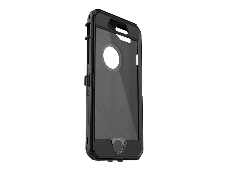 sports shoes 209c9 8b91b OtterBox Defender Series Replacement Plastic Shell for iPhone 7 Plus iPhone  8 Plus, Black