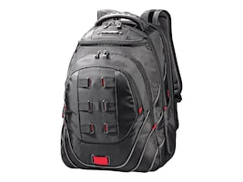Stephen Gould 17 Techtonic Backpack w  Perfect Fit Feature, 51531-1073, 15708757, Carrying Cases - Notebook