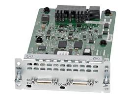 Cisco 2-Port Serial WAN Network Interface Card, NIM-2T, 17389112, Wireless Adapters & NICs