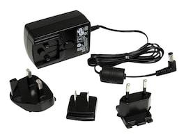 StarTech.com Universal Power Adapter 12VDC 1.5A Output 4.5ft Cable, IM12D1500P, 12930467, AC Power Adapters (external)