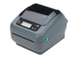 Zebra GX420 DT USB Serial Parallel Printer w  Display, GX42-202511-000, 13152409, Printers - Label