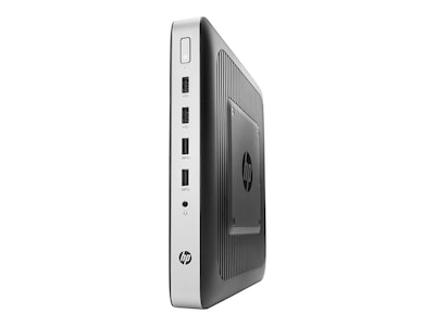 HP t630 Thin Client AMD GX-420GI 2.0GHz 8GB 32GB Flash R6E GbE IE11 W10IoT64, 2ZV00AT#ABA, 35015034, Thin Client Hardware