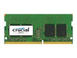 Crucial 16GB PC4-17000 260-pin DDR4 SDRAM SODIMM, CT16G4SFD8213, 30951456, Memory