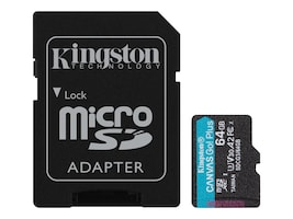 Kingston SDCG3/64GB Main Image from Front