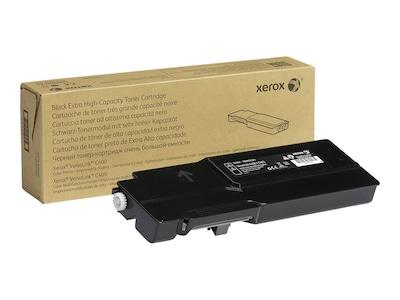 Xerox Black Extra High Capacity Toner Cartridge for VersaLink C400 & C405, 106R03524, 33742123, Toner and Imaging Components - OEM