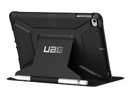 Urban Armor BLK METROPOLIS FOR APPLE IPAD  CASEMINI 2019, 121616114040, 36957648, Carrying Cases - Other