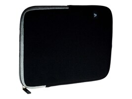 V7 Ultra Protective Sleeve for Tablet 10.1, iPad 1 2 3 4, iPad Air, Black Gray, TD23BLK-GY-2N, 16584670, Protective & Dust Covers